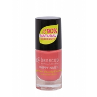 "Benecos Happy Nails küünelakk 5ml ""flamingo"""