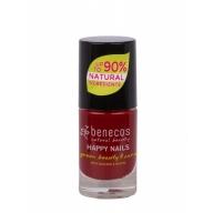 """Benecos Happy Nails küünelakk 5ml """"cherry red"""""""