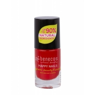 "Benecos happy Nails küünelakk 5ml ""vintage red"""