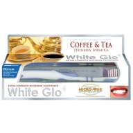 White Glo Coffee & Tea drinkers formula – valgendav hambapasta kohvi ja teejoojatele