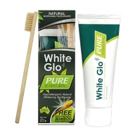 White Glo Pure&Natural Eco Friendly hambapasta