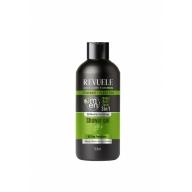 Revuele värskendav dušigeel-šampoon meestele 100626