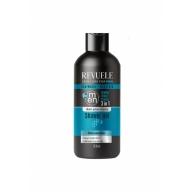 Revuele meeste dušigeel-šampoon tundlikule nahale 100664
