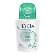 Lycia Pure Talc higilõhna neutraliseerija roll-on talgiga