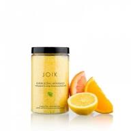 Joik virgutav vannisool greibi, apelsini ja sidruni eeterlike õlidega