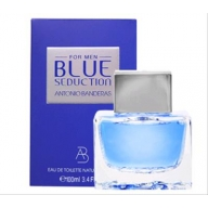 Antonio Banderas Blue Seduction Men Eau de Toilette 100 ml