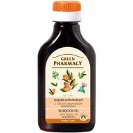 Green Pharmacy takjajuureõli argaaniaõliga 664