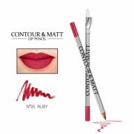 "Revers Contour&Matt huulepliiats 05 ""ruby"""
