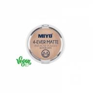 Miyo 4 Ever Matte puuder