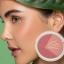 Artdeco Green Couture Natural Trio põsepuna 3 peach perfect