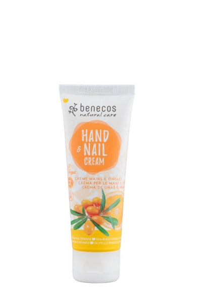 Benecos kätekreem astelpaju-apelsin 884
